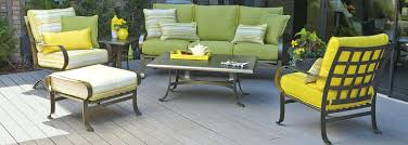 luxury woodard wrought iron patio furniture and metropolis with regard to briarwood idea 19
