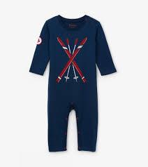 Hatley Baby Size Chart Ski Bum Baby Romper