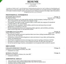 Service Manager Resume Resume Sample Source