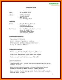 8 How Can Make A Curriculum Vitae For Applying Job Points Of Origins