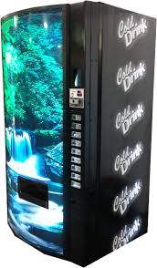 Monster Vending Machines Beauteous Used Soda Machine For Sale Dixie Narco 48E Refurbished Vending