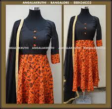 Designer Salwar Kameez Boutique In Bangalore Kurti Designs By Angalakruthi Ladies And Kids Designer