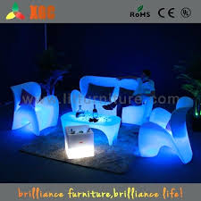 light up outdoor furniture led light up outdoor furniture modern outdoor plastic sofa lounge bar sofa