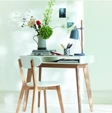 desk home office. bradshaw wooden desk and chair with home office accessories