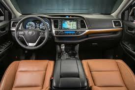 2018 toyota highlander hybrid. brilliant hybrid 2018 toyota highlander interior on toyota highlander hybrid