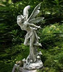 garden fairy figurines. My Garden Gifts \u003e Fairy Statues, Sculptures And Figurines 34 . N