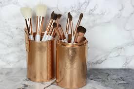 morphe brush set gold. morphe copper dreams brush set review gold o