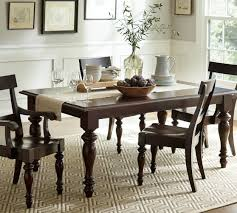 pottery barn dining room table perfect with image of design new at gallery pottery barn dining table15