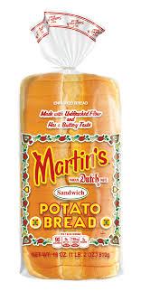 Potato Bread Products Martins Famous Potato Rolls And Bread