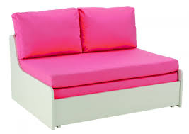 Double Sofa Bed Stompa Unos Double Sofa Bed Pink Accessories