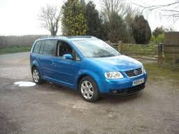 used volkswagen touran cars for sale friday ad