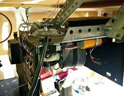 craftsman 1 2 hp garage door opener plastic gear kit openers blog