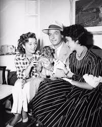 June Allyson Margaret O Brien Elizabeth Taylor and Janet Leigh.