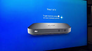 Unbox/ Setting Up Sky Q Mini Box 2017