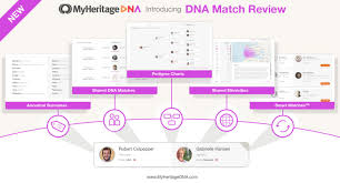 Introducing The Dna Match Review Page Myheritage Blog