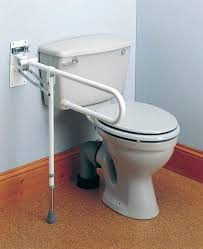 handicap rails for bathroom grab bars
