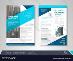 Training Flyer Templates Free Business Poster Template Depositphotos 144728957 Stock
