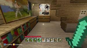 Minecraft Living Room Furniture Minecraft Living Room Designs Minecraft Furniture Ideas Well