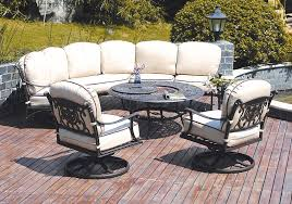luxury patio furniture hanamint patio