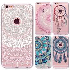 Dream Catcher Case Iphone 7 Plus Dream Catcher Mandala Phone Case for iphone X 100 100 100s SE 100 100s 100plus 89