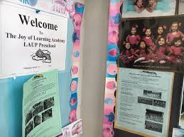 preschool child care centers scramble as key funding source ends an advertisement outside the joy of learning academy in rowland heights it s one of about