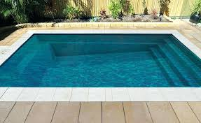 Square Above Ground Pool Relaxing Above Ground Pools With Decks For