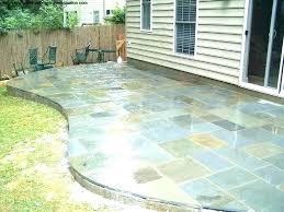 cost to install bluestone patio patio flagstone patio flagstone patio with flagstone patio installation