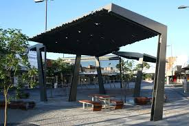 deck shade structure commercial outdoor shade structures