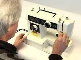 Left Handed Sewing Machine For Sale