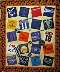 t shirt quilt pattern   The Quilting Booklady: T-Shirt Quilts ... & T-shirt quilt idea Adamdwight.com
