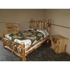 aspen king size bed set