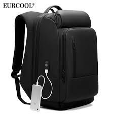 Online Shop EURCOOL <b>17 inch Laptop</b> Backpack For <b>Men</b> Water ...