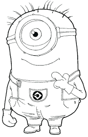 coloring pages minion coloring pages christmas free