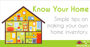 Creating A Home Inventory Facts On Insurance
