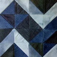 Quilting: Chunky Chevron Jean Quilt Block | Quilt | Pinterest ... & Quilting: Chunky Chevron Jean Quilt Block Adamdwight.com