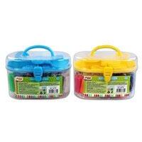 «635025 <b>Тесто для лепки</b>: 12 цветов, 204г, ролик, формочки ...