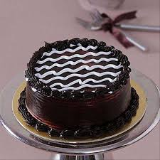 Buy Truffle Cake 1kg Eggless Online At Best Price In India