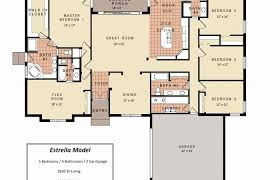 house plans with bedrooms on one side fresh a shaped house plans unique l shaped house