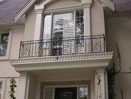 Wrought Iron Porch Railing Designs Home Design Ideas, Railings House ...