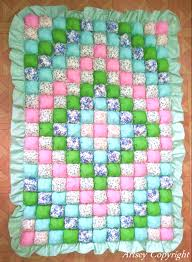 My latest biscuit quilt / bubble quilt / puff quilt | Bubble quilt ... & My latest biscuit quilt / bubble quilt / puff quilt Adamdwight.com
