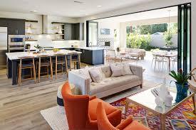 Indoor Outdoor Living updated midcentury in orange county rue living rooms 3892 by guidejewelry.us
