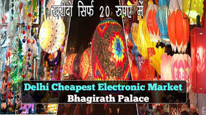 Bhagirath Palace Diwali Lights 2019 Diwali Lights Rs 20 Only Cheapest Lighting Decoration Items Bhagirath Palace