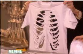 teens skeleton costume diy