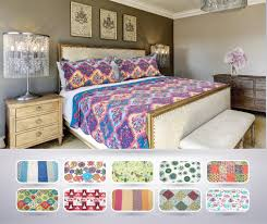 The CONNECTICUT HOME COMPANY Reversible Quilt Collection, 3-Piece ... & The-CONNECTICUT-HOME-COMPANY-Reversible-Quilt-Collection-3- Adamdwight.com