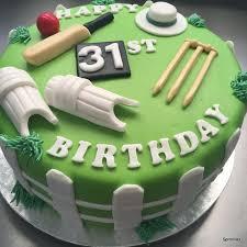 Cricket Birthday Cakes