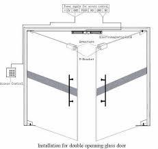 how to mount electromagnetic lock how to mount double door