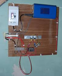 david brooke solar power charge controller