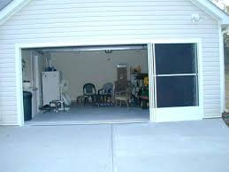 sliding garage doorsHormann Vertical Side Sliding Garage Door Interior By Abi