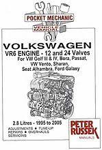 volkswagen vr6 engine manual 2 8 litre 12 amp 24v models image is loading volkswagen vr6 engine manual 2 8 litre 12
