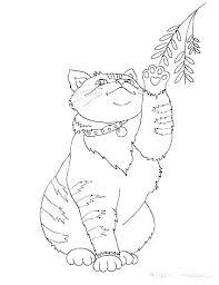 Pete The Cat Coloring Page The Cat Coloring Page I Love My White